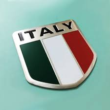 Italy Flag Metal Sticker Badge Emblem Decoration For Italian Car Bike Motorcycle Italy Flag Italian Cars Car