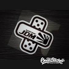Jdm Band Aid Vinyl Car Window Sticker And Decals Hellaflush Fatlace Reflective Waterproof Cool Modified Accessories For Honda Car Window Sticker Stickers And Decalsfor Honda Aliexpress