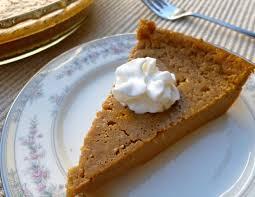 crustless impossible pumpkin pie recipe