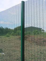 358 Mesh Fencing High Security System Benefits From Improved Aesthetics