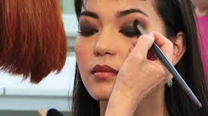 asian eyes makeup tutorial smokey eyes