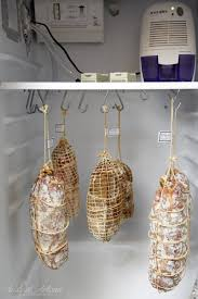 advanced meat curing chamber at home