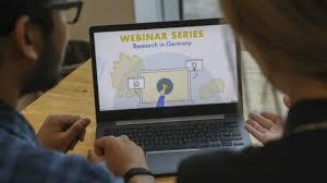 Webinars - Research in Germany