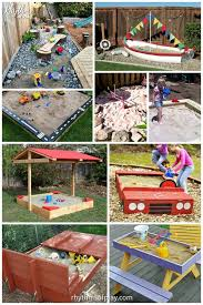 best sandbox ideas for kids rhythms
