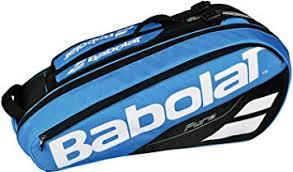 Amazon | Babolat(バボラ) テニス ラケットバッグ ラケットホルダーX6 ...