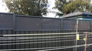 Colorbond Fence Louvre Height Extension Panels 600mm H Building Materials Gumtree Australia N In 2020 Building Materials Gumtree Australia Fence Height Extension