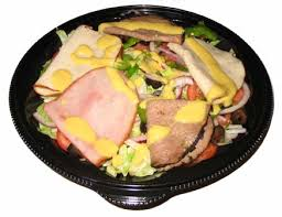 review subway club salad the