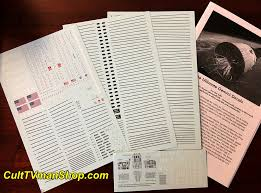Gemini Spacecraft 1 24 Scale Decals Revised From Space Model