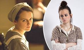 Downton Abbey's Sophie McShera as you've never seen her before | TV & Radio  | Showbiz & TV | Express.co.uk