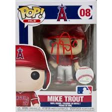 Mike Trout Mlb Memorabilia Mike Trout Collectibles Verified Signed Mike Trout Photos Steiner Sports Official Online Store