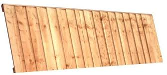 Diyclick2buy Feather Edge Close Board 2ft X 6ft Fully Treated Fence Panels In Various Pack Sizes 1 Amazon Co Uk Garden Outdoors