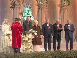 Erdoğan yeğeninin nikah şahitliğini yaptı: Milletimizi adeta ...