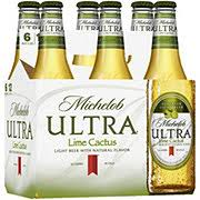 michelob ultra lime cactus beer 12 oz