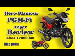 hero glamour pgm fi 125cc review