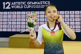 qatar gymnastics federation
