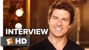 Jack Reacher: Never Go Back Interview - Tom Cruise (2016) - Action ...