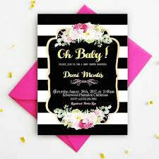 Invitation Kate Spade Baby Shower Kate Spade Baby Shower Pink