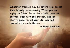 mary mackillop quotes and facts