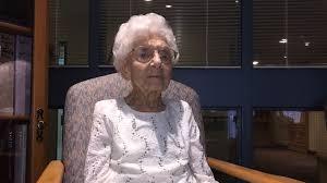 Supercentenarian celebrates 110th birthday in Winnipeg | CTV News