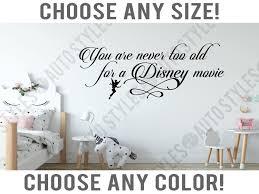 Pin On Disney Princess Bedroom Wall Vinyl Decals