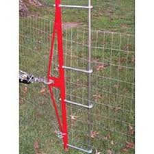 Fence Puller Stretcher Bar Woven Welded Wire Chain Link Hd Fence Backyard Fences Tools