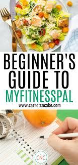 beginner s guide to myfitnesspal