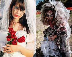 corpse bride make up looks ideas