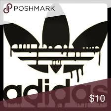 Car Window Decal Adidas Car Window Decal Normal Size Is 6 By 6 Inches Normal Color Is Black Unless Ordered Otherwise In 2020 Car Window Decals Window Decals Car Window