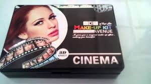 unboxing ads makeup kit you