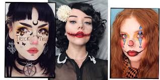 easy halloween beauty looks you can do