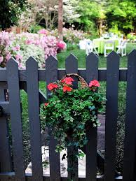 What You Need To Learn About Organic Gardening Hanging Plants Garden Fence Garden Gates