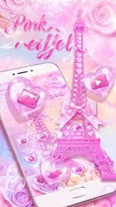 الوردي الحب برج ايفل الموضوع For Android Apk Download