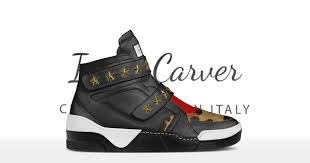 Isaac Carver | A Custom Shoe concept by Myke Bizzell