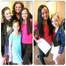 CelebrityHauteSpotYsa Penarejo Meets Abby Lee Miller And The  Zieglers!(@abby_lee_miller) (@maddieziegler)