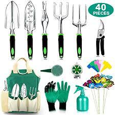 com aokiwo 40 pcs garden tools