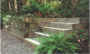 building a timber retaining wall fine