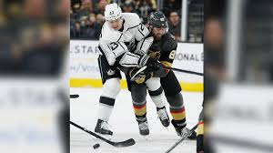 Adrian Kempe Helps Last-Place Kings Stun Golden Knights 5-2 – NBC Los  Angeles