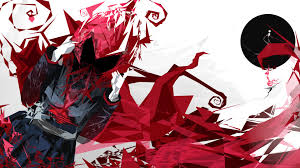 rwby rose ruby abstract deviantart