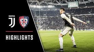 HIGHLIGHTS: Juventus vs Cagliari - 4-0 ...