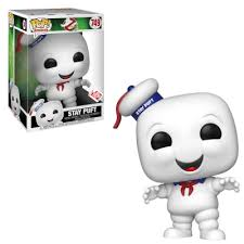 Funko Pop Ghostbusters 10 Inch Stay Puft Marshmallow Man 749 Games Ray S Official Toy Store