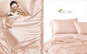 pure silk sheet sets silk bed linens