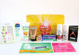 walmart beauty box review summer 2016