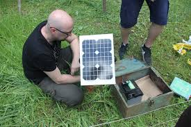 Ukraine Erects Its First Electric Fences Using Solar Energy Wwf