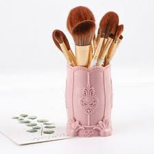 vine makeup brush holder saubhaya