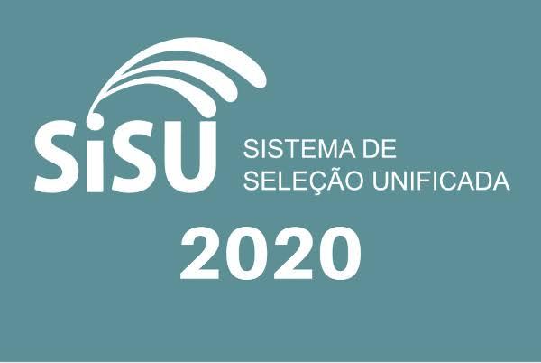 """Resultado de imagem para SISU 2020"""""""