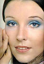 70s disco makeup makeup