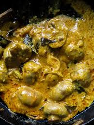 easy button mushroom(canned) curry with ...