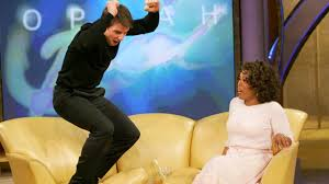 It's Been 10 Years Since Tom Cruise Jumped on Oprah's Couch ...
