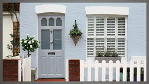 Best Front Door Colors For Tan Brick House With White Fences Bedroom Colour Schemes