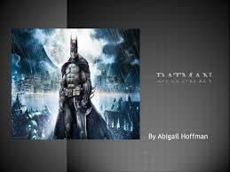 PPT - batman PowerPoint Presentation, free download - ID:1866759